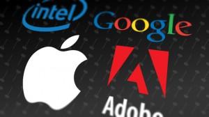 Logo: Intel, Google, Apple, Adobe