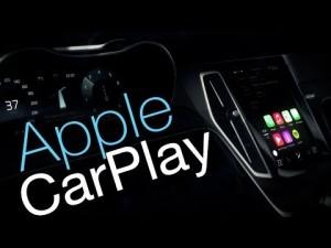 Apple 'Carplay'