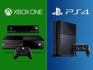 Xbox one vs ps4 microsoft sony