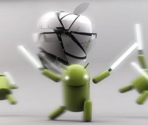 apple ios android google similarities