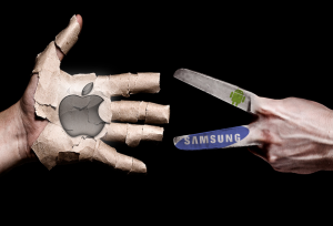 apple samsung android iphone