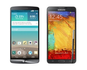 samsung note 3 vs lg g3 match