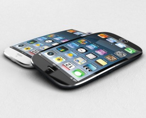 Apple iPhone 6  A curved screen and a glowing apple logo  Possible design changes