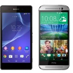 HTC One M8 vs Sony Xperia Z2  A closer look at two of the best smartphones