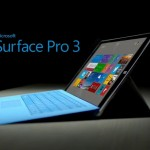 Microsoft Surface Pro 3 10.6 tablet to be launch in October