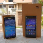 Xiaomi Mi 3 vs Samsung Galaxy S5 Features and other specs