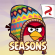 Angry Birds Seasons receives a major update: HAMerica