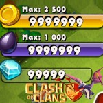 Clash of Clans cheats unlimited coins, trick, hacks and more