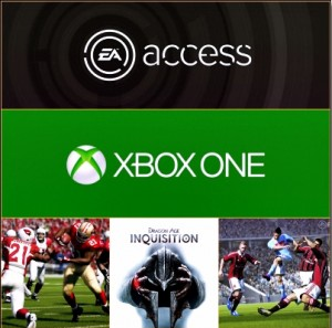 """EA Access """"a game changer"""", says XBOX evangelist. Sony, however, not interested"""