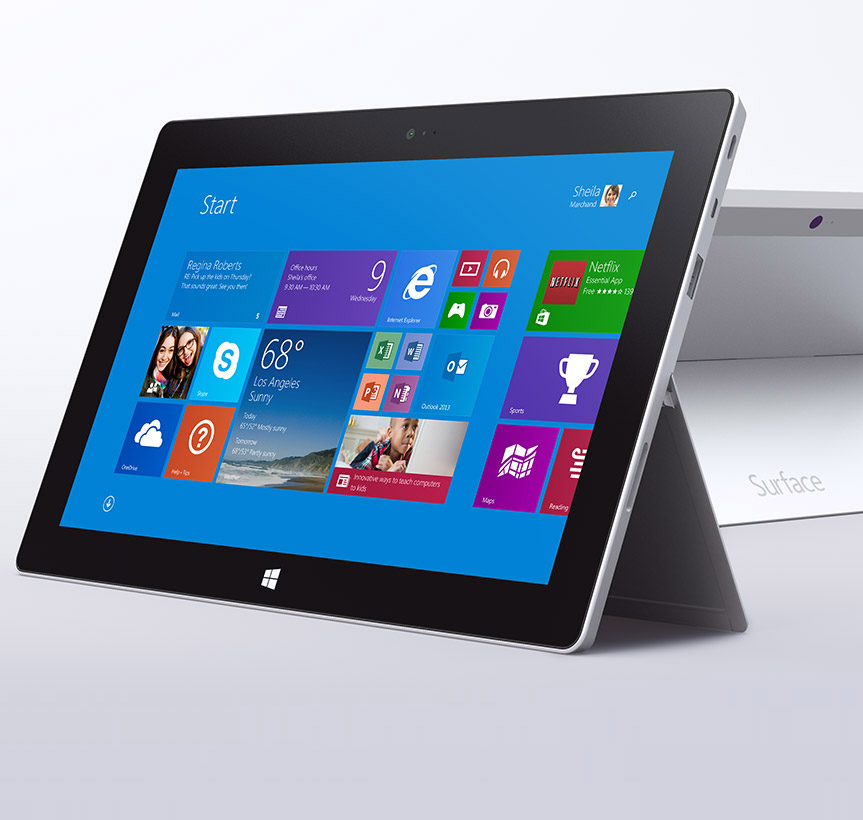 microsoft surface 2 and surface 3 pro price are slashed by. Black Bedroom Furniture Sets. Home Design Ideas