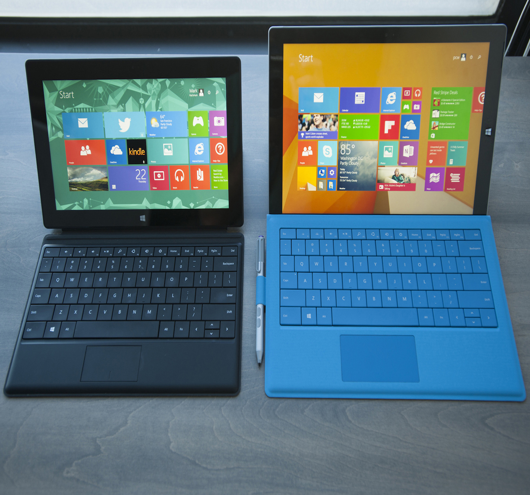Surface 3 release date