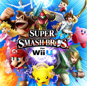 Super Smash Bros Wii U - Ubisoft expecting big hit in the holiday season