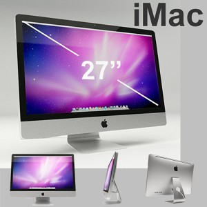 The rumored 27 inch Apple iMac in talks again, 4k Retina display proposed