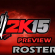 WWE 2K15 leaked full roster list includes CM Punk