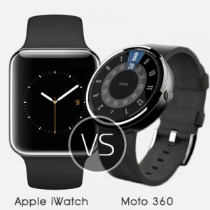 Apple iWatch vs Motorola Moto 360 – Which One should adorn your wrist