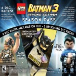 Lego Batman 3 Beyond Gotham DLC for PS4, PS3, PS Vita exclusive