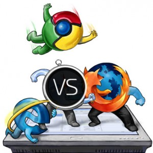 Mozilla Firefox vs Google Chrome vs Internet Explorer - Battle of ...