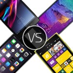 Nokia Lumia 1520 vs Galaxy Note 4 vs iPhone 6 Plus vs Sony Xperia Ultra - Battle of Phablets