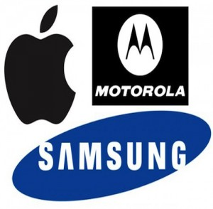 Samsung and Motorola insecure with the Apple iWatch