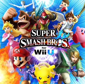 Super Smash Bros Wii U to support the Nintendo 3DS as a wireless controller