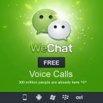 WeChat voice and video calls – other apps preparing to meet their adversary