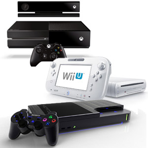 Xbox One vs PS4 vs Wii U  The console wars     a statistical analysisXbox One Ps4 Wii U