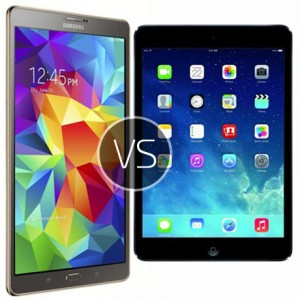 Samsung Galaxy Tab S2 vs iPad Air – Samsung Mirrors Apple Again
