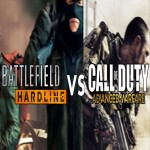 Battlefield Hardline more popular than COD Advanced Warfare