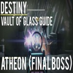 Destiny Atheon taken down in under 20 seconds by Gamers - The hardest boss