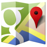 Download Google Maps and make use of Google's GPS navigation features