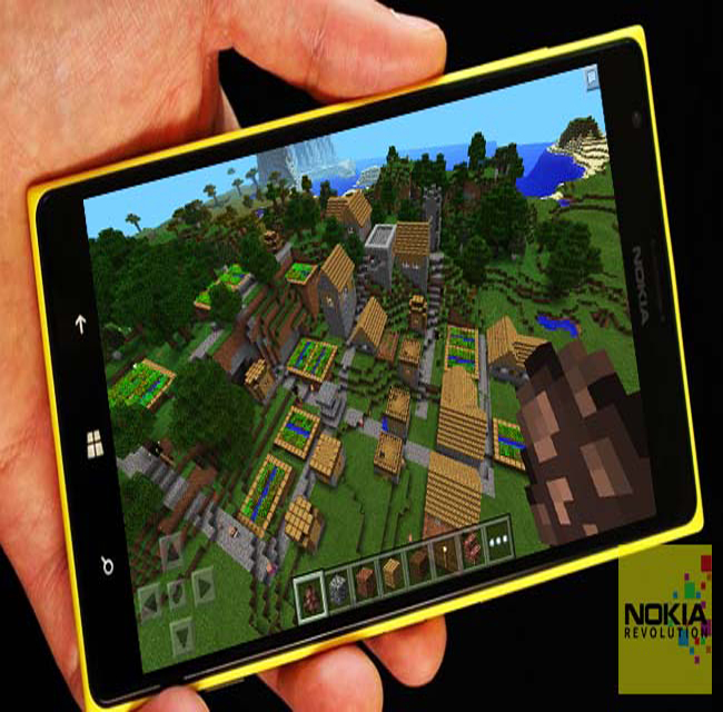 Майнкрафт для windows phone 8.1