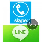 Skype vs Line messenger features download and install – when worlds collide