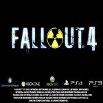 Fallout 4 release date confirmed for Xbox 360 ans PS3