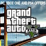 GTA V for PS4, XBOX One and PC Upgrade bonuses revealed - Xbox Latest updates