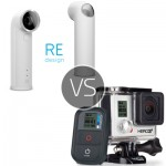 HTC RE vs GoPro Hero3 – Which will be the best camera to choose