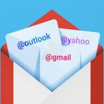 Hotmail Outlook and Yahoo e-mail with all new Gmail application for Android