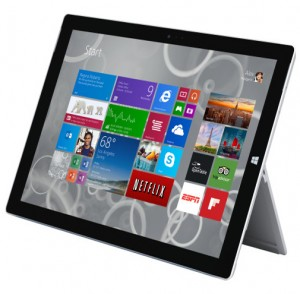 Microsoft Surface Pro 3 is Marketed in Direct Comparison with MacBook By Microsoft