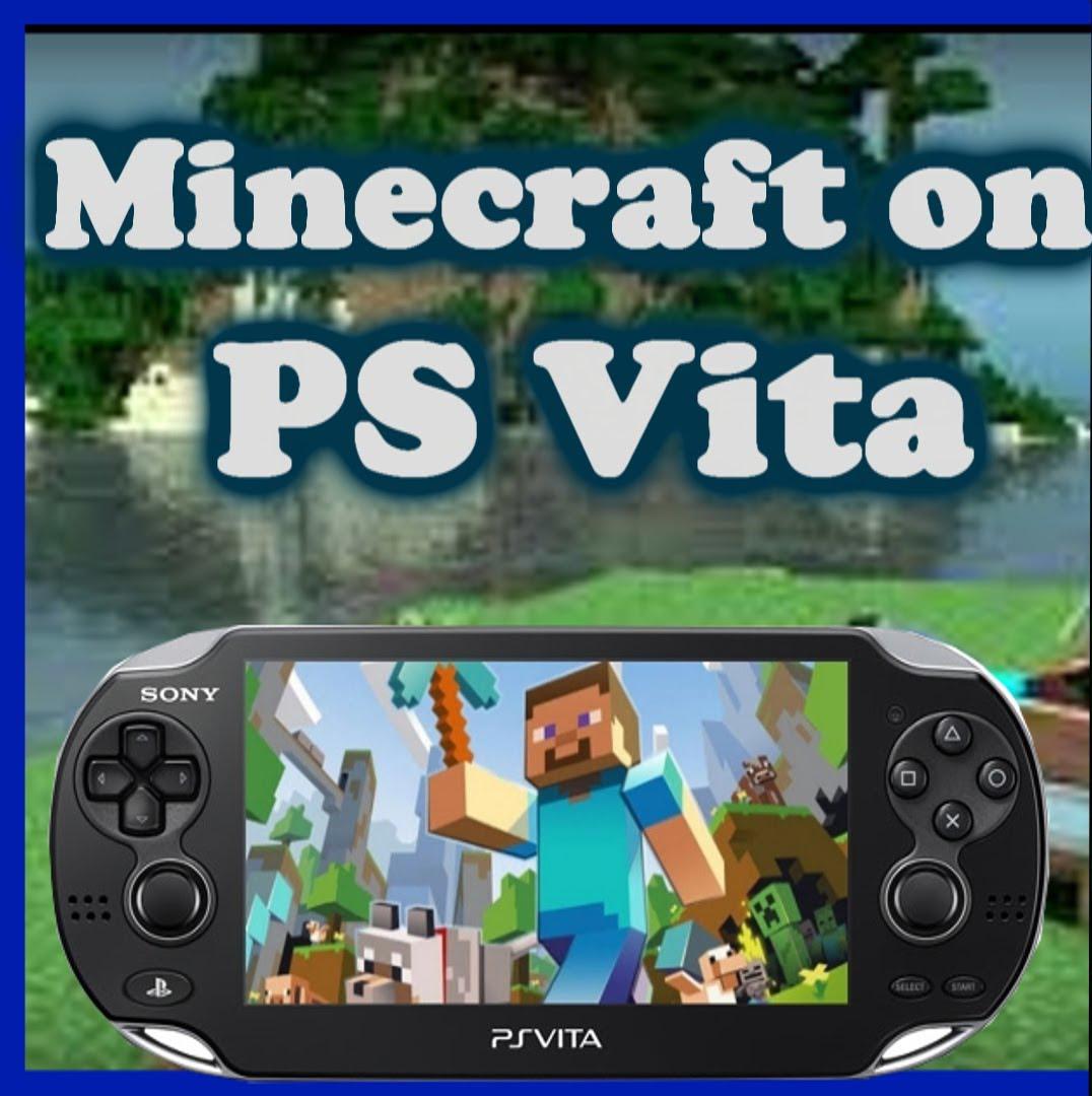 Minecraft ps vita release date in Sydney