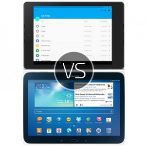 Nexus 9 vs Samsung Galaxy Tab S – Best Tablets Showdown