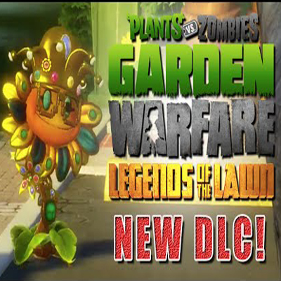 Major update has been making its way through plants vs zombies garden