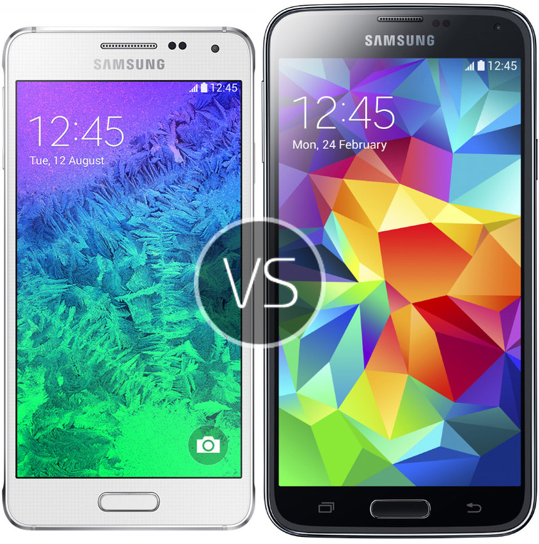 samsung galaxy alpha vs samsung galaxy v specs features. Black Bedroom Furniture Sets. Home Design Ideas