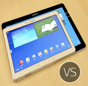 Samsung Galaxy Note Pro 12.2 vs Samsung Galaxy Note Pro 10.1 – price and specs comparison