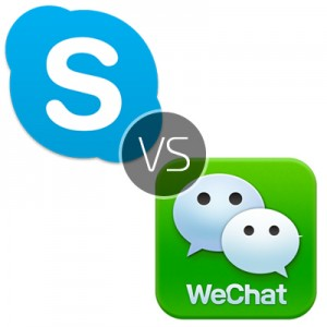 Skype vs WeChat vs Line – Why is Skype losing out against new players in the market