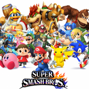 Super Smash Bros 3DS update to roll out for online multiplayer gaming