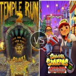 Subway Surfer vs Temple Run – which is the better endless running game