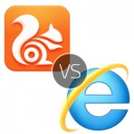 UC Browser vs Internet Explorer for a Windows Phone 81 user