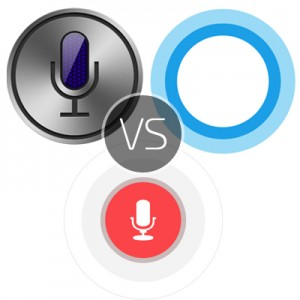Siri vs Cortana vs Google Now – clash of voice assistants