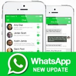 WhatsApp PC vs WhatsApp Mobile download update for Windows, iOS