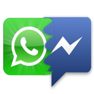 Facebook Whatsapp Messenger
