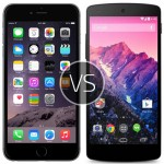 Nexus 6 vs iPhone 6 – the significant differences you should know